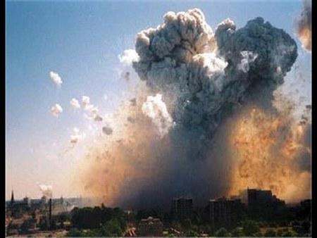 Vuurwerkramp